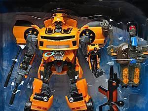 Трансформер-робот детский, 8080, игрушки