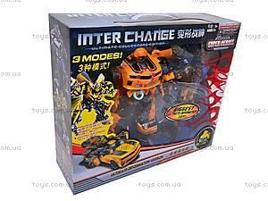 Трансформер-робот детский, 8080