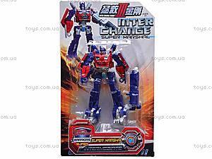 Трансформер-робот для детей, 10085