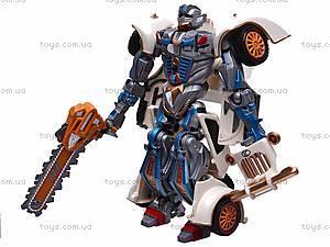 Трансформер-робот для детей «Киберформ», 668-2, фото