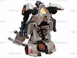 Трансформер-робот для детей «Киберформ», 668-2, игрушки