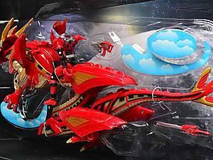Трансформер-робот «Дракон», 9691, фото