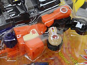 Трансформер-робот «Драйвер», 8010, фото