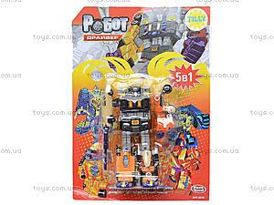 Трансформер-робот «Драйвер», 8010, цена
