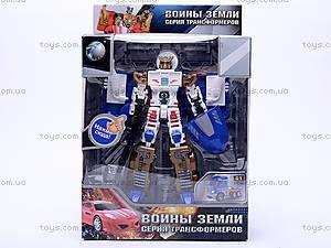 Трансформер «Робот-грузовик», 899-8