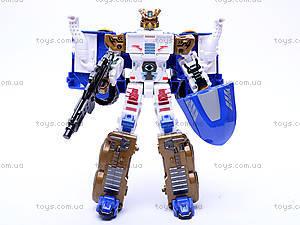 Трансформер «Робот-грузовик», 899-8, фото