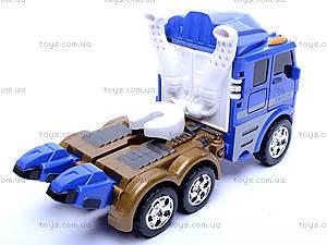 Трансформер «Робот-грузовик», 899-8, цена