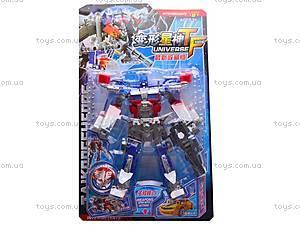 Трансформер-робот игровой, 2289, отзывы