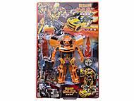 Трансформер-робот, игровой, 6338