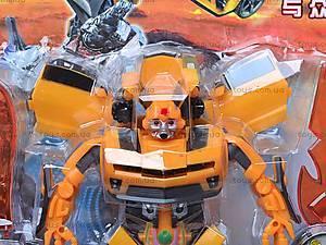 Трансформер-робот, игровой, 6338, купить