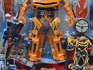 Трансформер-робот, игровой, 6338, цена