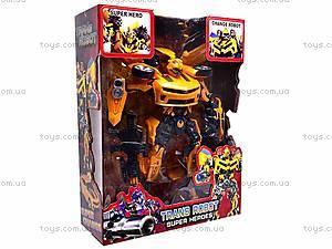 Трансформер-робот игрушечный, 4070, купить