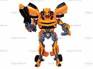 Трансформер-робот игрушечный, 4070