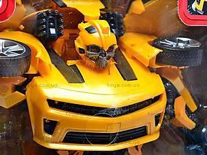 Трансформер-робот игрушечный, 4070, отзывы