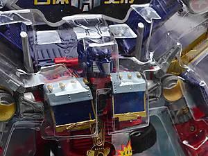 Трансформер-робот, игрушечный, 20111, купить