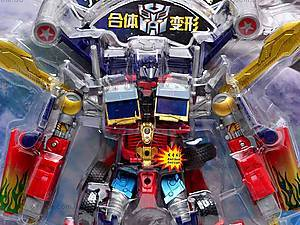 Трансформер-робот, игрушечный, 20111, фото