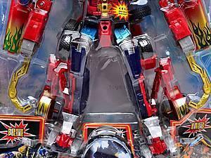 Трансформер-робот, игрушечный, 20111, игрушки