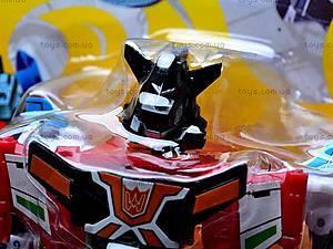 Трансформер «Робот-истребитель» маленький, 8000, детские игрушки