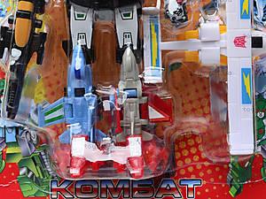 Трансформер-робот «Комбат», 8017, купить