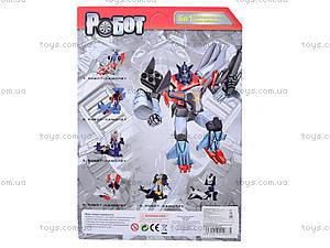 Трансформер-робот «Комбат», 8017, фото