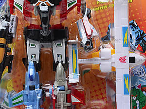 Трансформер-робот «Комбат», 8017, отзывы