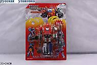 Трансформер-робот «Макстрейн», 8023, toys.com.ua