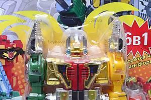 Трансформер-робот «Мастербот», 8030, отзывы