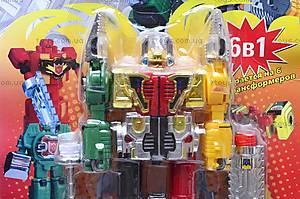 Трансформер-робот «Мастербот», 8030, цена