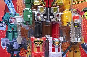 Трансформер-робот «Мастербот», 8030, игрушки