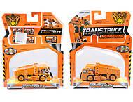 Трансформер-робот «Транспорт», BF1004, купить