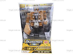 Игрушечный трансформер «Робот-экскаватор», 80305A-5, купить