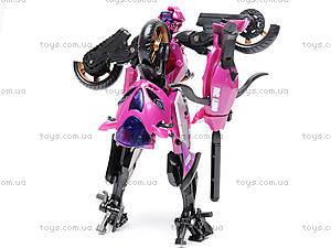 Трансформер «Робот-мотоцикл», 3301, фото