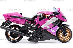 Трансформер «Робот-мотоцикл», 3301, отзывы