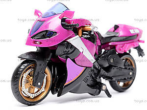 Трансформер «Робот-мотоцикл», 3301, цена
