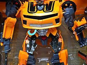 Трансформер-робот музыкальный, 8010, фото