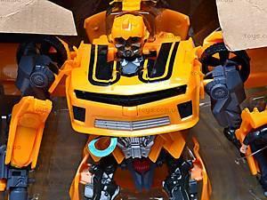 Трансформер-робот музыкальный, 8010, игрушки