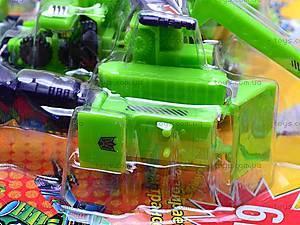 Трансформер-робот «Небоскреб», 8003, отзывы