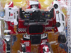 Трансформер-робот «Огнеборец», 8006, цена