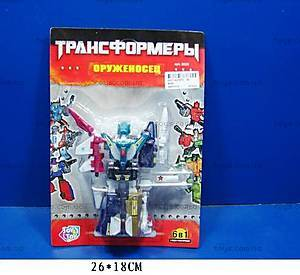 Трансформер-робот «Оруженосец», 8025