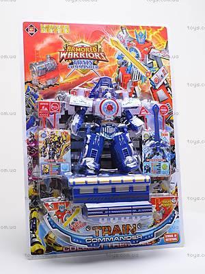 Трансформер «Робот-поезд», 8003