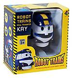 Трансформер «Робот-поезд» Кей, DT-005, отзывы