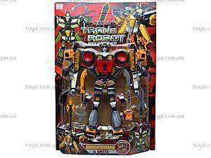 Трансформер-робот Revolution, 3898