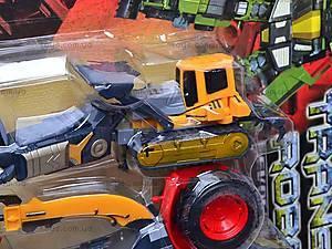 Трансформер-робот Revolution, 3898, купить