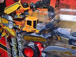 Трансформер-робот Revolution, 3898, фото