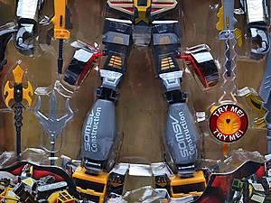 Трансформер-робот Revolution, 3898, отзывы