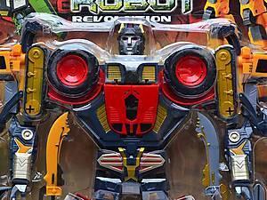 Трансформер-робот Revolution, 3898, цена