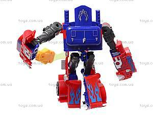 Трансформер-робот с пистолетом на присосках, 9-3, цена