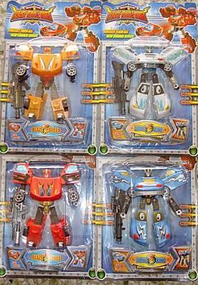 Трансформер робот-спорткар, 990032-04A