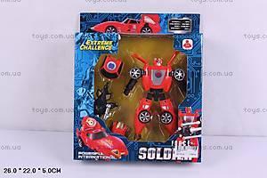 Трансформер «Робот-спорткар», 7777