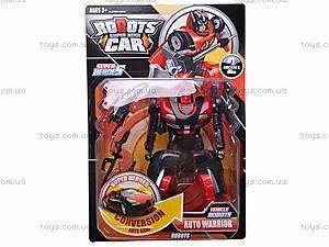 Трансформер-робот Super Car, 32668AB